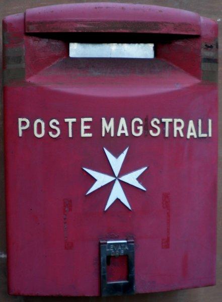Du courrier à poster ?